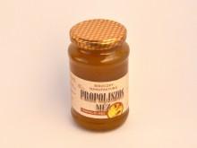 Propoliszos méz (500g)