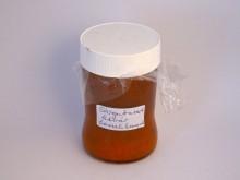 Sárgabarack lekvár, bazsalikommal ízesített (400g)