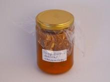 Sárgabarack lekvár, rozmaringgal ízesített (400g)